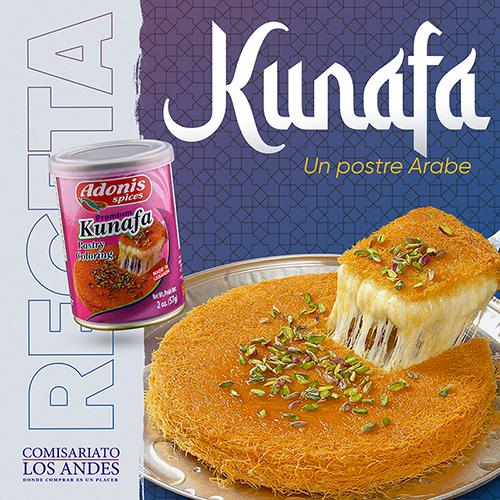 Kunafa