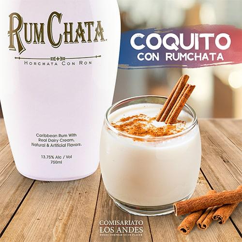 Coquito con Rumchata